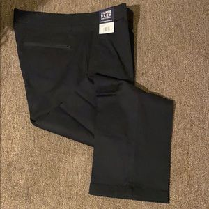 Men's Haggar slacks Super Flex Waistband 34X30